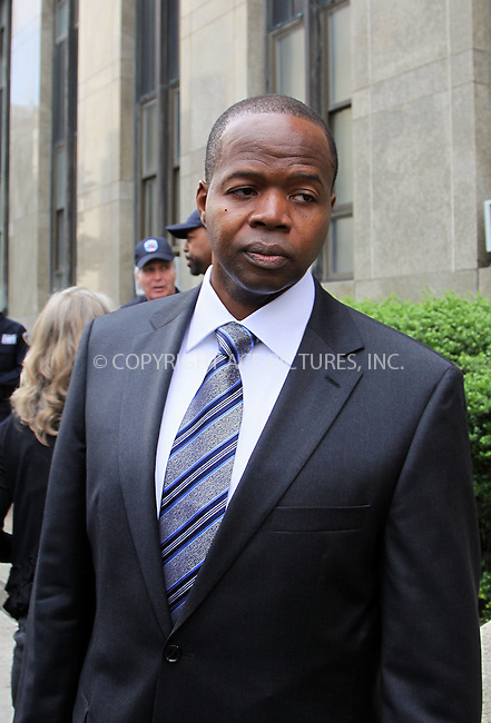 WWW.ACEPIXS.COM . . . . .  ....June 6 2011, New York City....Attorney Kenneth P. Thompson  of Thompson Wigdor LLP, who are representing the victim in the sex case against Dominique Strauss-Kahn, outside the Manhattan Criminal Court Building on June 6, 2011 in New York City....Please byline: CURTIS MEANS - ACE PICTURES.... *** ***..Ace Pictures, Inc:  ..Philip Vaughan (212) 243-8787 or (646) 679 0430..e-mail: info@acepixs.com..web: http://www.acepixs.com