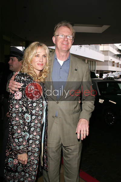 Ed Begley Jr and Rachelle Carson<br />