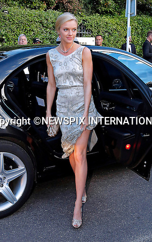 12.05.2015, Antibes; France: ELLE EVANS<br />new girlfriend of Matt Bellamy the lead singer of Muse, attends the Cinema Against AIDS amfAR Gala 2015 held at the Hotel du Cap, Eden Roc in Cap d'Antibes.<br />MANDATORY PHOTO CREDIT: &copy;NEWSPIX INTERNATIONAL<br /><br />(Failure to credit will incur a surcharge of 100% of reproduction fees)<br /><br />**ALL FEES PAYABLE TO: &quot;NEWSPIX  INTERNATIONAL&quot;**<br /><br />Newspix International, 31 Chinnery Hill, Bishop's Stortford, ENGLAND CM23 3PS<br />Tel:+441279 324672<br />Fax: +441279656877<br />Mobile:  07775681153<br />e-mail: info@newspixinternational.co.uk