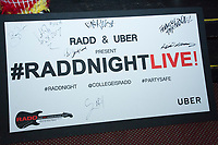 RADD(R)+UBER Present Free Show at The Hi Hat To Support DUI Awareness & Road Safety on September 29, 2017 (Photo by Tony Ducret/Guest of a Guest)