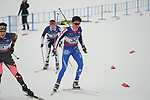 in the Freestyle races at the U.S. Cross Country Junior Nationals March 11, 2019 in Anchorage, Alaksa.