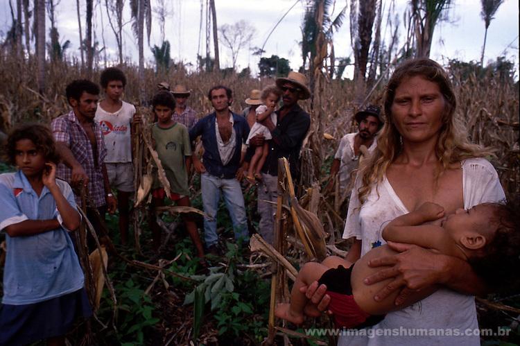 trabalhadores rurais em