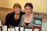 Aislinn Trodden and Janet O'Brien at the Daffodil Day Fashion Show in the Westcourt Hotel...Photo NEWSFILE/Jenny Matthews.(Photo credit should read Jenny Matthews/NEWSFILE)....This Picture has been sent you under the condtions enclosed by:.Newsfile Ltd..The Studio,.Millmount Abbey,.Drogheda,.Co Meath..Ireland..Tel: +353(0)41-9871240.Fax: +353(0)41-9871260.GSM: +353(0)86-2500958.email: pictures@newsfile.ie.www.newsfile.ie.FTP: 193.120.102.198.