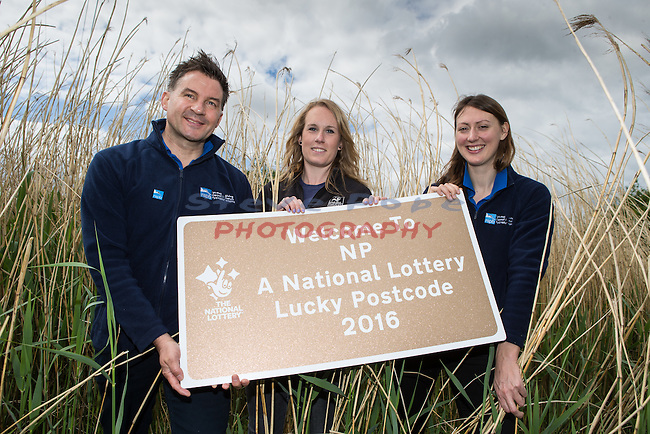 National Lottery - Living Levels Partnership.<br /> 23.05.16<br /> &copy;Steve Pope - Fotowales