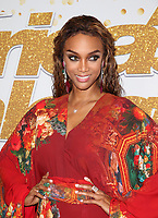 11 September 2018-  Hollywood, California - Tyra Banks. &quot;America's Got Talent&quot; Season 13 Live Show held at The Dolby Theatre. <br /> CAP/ADM/FS<br /> &copy;FS/ADM/Capital Pictures