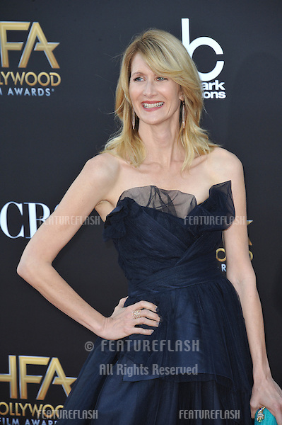 Laura Dern at the 2014 Hollywood Film Awards at the Hollywood Palladium.<br /> November 14, 2014  Los Angeles, CA<br /> Picture: Paul Smith / Featureflash