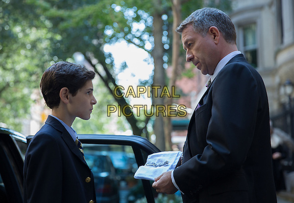 David Mazouz, Sean Pertwee<br /> in Gotham (2014&ndash; ) <br /> (Season 1)<br /> *Filmstill - Editorial Use Only*<br /> CAP/FB<br /> Image supplied by Capital Pictures