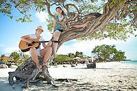 Aruba - Linda & Mirjam '13