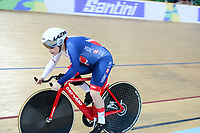 Picture by Simon Wilkinson/SWpix.com 23/03/2018 - Cycling 2018 UCI  Para-Cycling Track Cycling World Championships. Rio de Janeiro, Brazil - Barra Olympic Park Velodrome - Day 2 - Megan GIGLIA