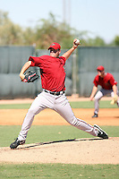 David Holmberg - Arizona Diamondbacks - 2010 Instructional League.Photo by:  Bill Mitchell/Four Seam Images..
