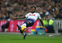 Tottenham Hotspur's Danny Rose<br /> <br /> Photographer Rob Newell/CameraSport<br /> <br /> The Premier League - Tottenham Hotspur v Southampton - Wednesday 5th December 2018 - Wembley Stadium - London<br /> <br /> World Copyright © 2018 CameraSport. All rights reserved. 43 Linden Ave. Countesthorpe. Leicester. England. LE8 5PG - Tel: +44 (0) 116 277 4147 - admin@camerasport.com - www.camerasport.com
