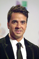 Luis Fonsi at Univision's Premio Lo Nuestro a La Musica Latina at American Airlines Arena on February 16, 2012 in Miami, Florida. © mpi10/MediaPunch Inc