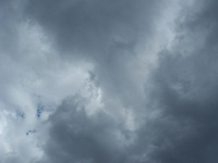 August, 2011, Photo of storm clouds, August, 2011