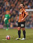 Filipe Morais of Bradford - Bradford City vs. Sunderland - FA Cup Fifth Round - Valley Parade - Bradford - 15/02/2015 Pic Philip Oldham/Sportimage
