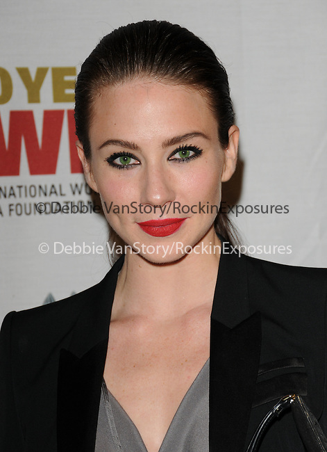 Lynn Collins at The 2009 Courage in Journalism Awards held at The Beverly Hills Hotel in Beverly Hills, California on October 28,2009                                                                   Copyright 2009 DVS / RockinExposures