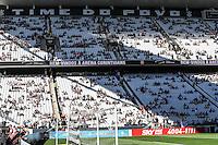 SÃO PAULO, SP, 17.07.2016 - CORINTHIANS-SÃO PAULO - Torcida do Corinthians durante partida contra São Paulo válido pela 15ª rodada do Campeonato Brasileiro na Arena Corinthians neste domingo, 17. (Foto: Vanessa Carvalho/Brazil Photo Press)