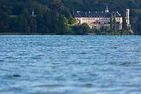 Europe/France/Rhône-Alpes/73/Savoie/Saint-Pierre-de-Curtille: Abbaye d'Hautecombe et Lac du Bourget,