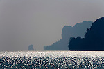 Küste bei Ao Nang, Provinz Krabi, Thailand