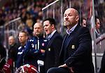 S&ouml;dert&auml;lje 2014-09-22 Ishockey Hockeyallsvenskan S&ouml;dert&auml;lje SK - IF Bj&ouml;rkl&ouml;ven :  <br /> S&ouml;dert&auml;ljes tr&auml;nare coach Jan Janne Karlsson <br /> (Foto: Kenta J&ouml;nsson) Nyckelord: Axa Sports Center Hockey Ishockey S&ouml;dert&auml;lje SK SSK Bj&ouml;rkl&ouml;ven L&ouml;ven IFB portr&auml;tt portrait