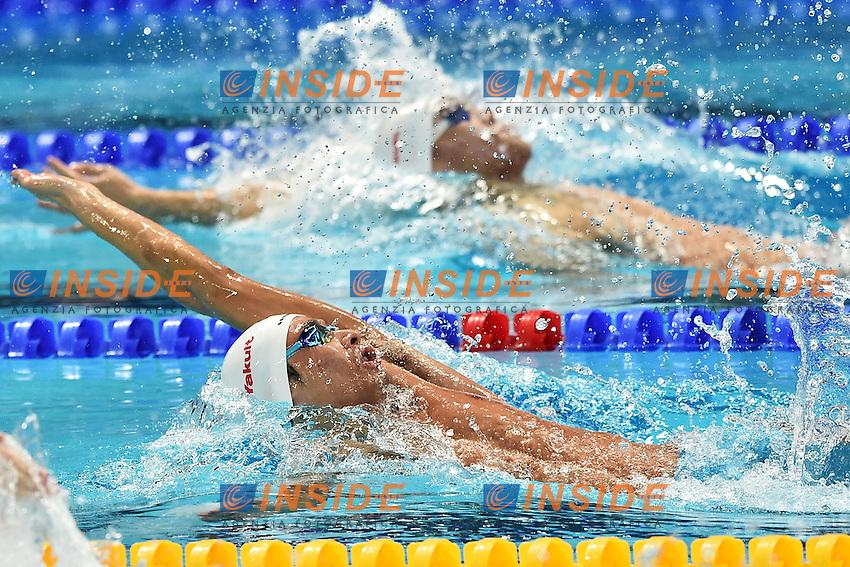 IRIE Ryosuke JPN <br /> Day12 04/08/2015 Kazan Arena <br /> Swimming Nuoto <br /> XVI FINA World Championships Aquatics  <br /> Kazan Tatarstan RUS <br /> Photo Andrea Staccioli/Deepbluemedia/Insidefoto