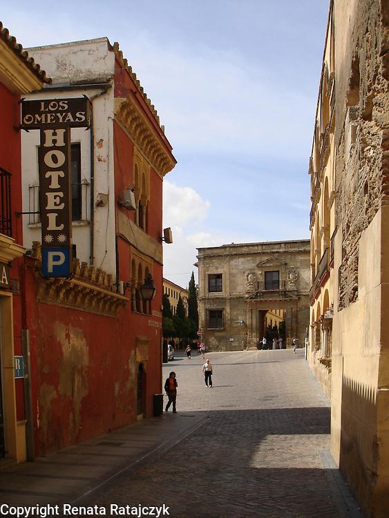 Cordoba in Andalusia, Spain.