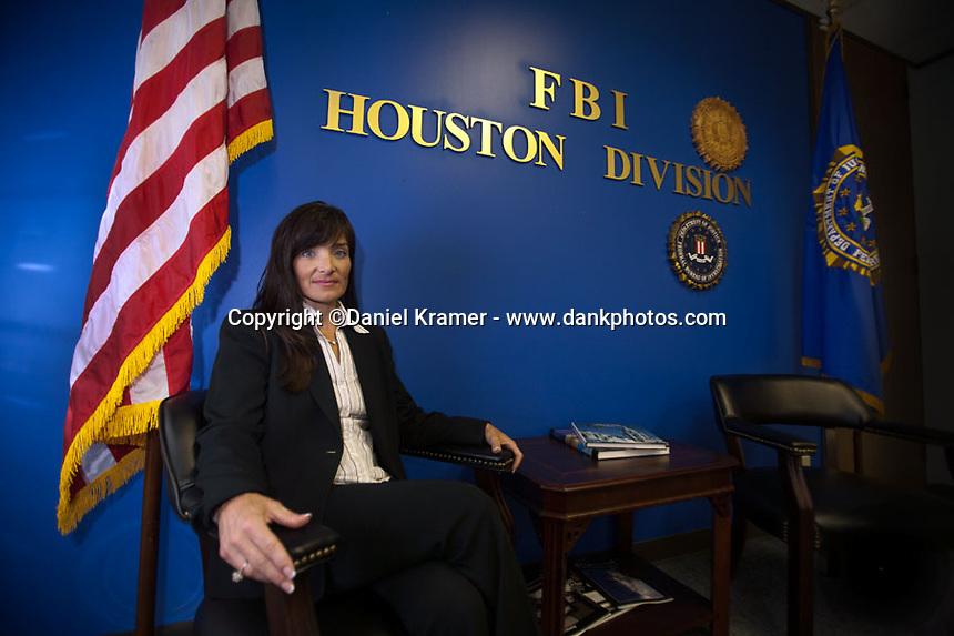 FBI agent Shauna Dunlap in 2009.