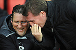 Liverpool Manager Brendan Rodgers - Barclays Premier League - Southampton vs Liverpool - St Mary's Stadium - Southampton - England - 22nd February 2015 - Pic Robin Parker/Sportimage