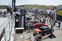 Mazda Activation at Mazda raceway