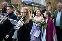 09/06/19<br /> <br /> The Wakes Princesses parade through the  streets of Kirk Ireton, to mark the start of this years's Wakes Week in the Derbyshire village.<br />  <br /> All Rights Reserved, F Stop Press Ltd +44 (0)7765 242650 www.fstoppress.com rod@fstoppress.com