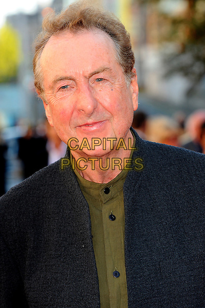 Eric Idle.Arrivals to the UK Premiere of 'George Harrison: Living In The Material World' at BFI Southbank, London, England..October 2nd, 2011.headshot portrait green shirt black suit jacket .CAP/CJ.©Chris Joseph/Capital Pictures.