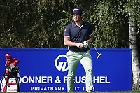 Ricardo Gouveia (POR) during the final round of the Porsche European Open , Green Eagle Golf Club, Hamburg, Germany. 08/09/2019<br /> Picture: Golffile   Phil Inglis<br /> <br /> <br /> All photo usage must carry mandatory copyright credit (© Golffile   Phil Inglis)
