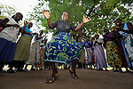 "Women sing and dance a song about global climate change in Chidyamanga, a village in southern Malawi that has been hard hit by drought in recent years, leading to chronic food insecurity, especially during the ""hunger season,"" when farmers are waiting for the harvest. ""We are always hungry because of climate change, droughts and floods,"" states the song's chorus. Indeed, climate change has produced dramatic shifts in the area's rains in recent years, creating a real crisis for formers who have long lived from rain-fed crops. agricultural yields."