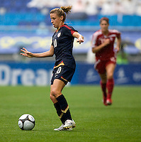 Aly Wagner.  The USWNT defeated Canada, 1-0, at Suwon World Cup Stadium in Suwon, South Korea, to win the Peace Queen Cup.