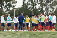 USMNT Training, January 18, 2016
