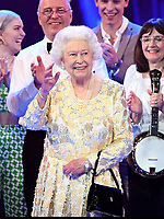 Queen Elizabeth II 92nd Birthday Concert