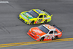 Feb 12, 2009; 2:39:04 PM; Daytona Beach, FL, USA; NASCAR Sprint Cup Series race of the Gatorade Duel at Daytona International Speedway.  Mandatory Credit: (thesportswire.net)