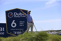 Bradley Dredge (WAL) tees off the 6th tee during Thursday's Round 1 of the Dubai Duty Free Irish Open 2019, held at Lahinch Golf Club, Lahinch, Ireland. 4th July 2019.<br /> Picture: Eoin Clarke | Golffile<br /> <br /> <br /> All photos usage must carry mandatory copyright credit (© Golffile | Eoin Clarke)