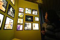 SAO PAULO, SP, 01/05/2012, EXPOSICAO AYRTON SENNA.                  Comecou hoje e vai ate o dia xx/xx/ a Exposicao  SENNA EMOTION, nela o publico pode assistir videos, ver tambem alguns pertence do nosso grande idolo.  Luiz Guarnieri/ Brazil Photo Press.