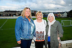 Pictured at the Tralee Dynamos Mass in the Low Field on Friday were Margaret Heggarty, Noreen Lynch and Elizabeth Heffey