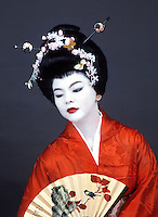 Geisha Girl , Kyota, Japan