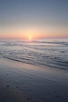 Coastal Sunrise, Altantic Ocean, Long Beach Island, New Jersey