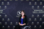 Vancouver, B.C. - November 15th, 2019 - Colette Bougonje was one of the seven people inducted at the 2019 Canadian Paralympic Hall of Fame Induction Ceremony. Photo: Lydia Nagai/Canadian Paralympic Committee