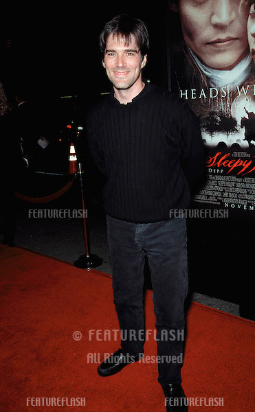 "17NOV99:  Actor THOMAS GIBSON at the world premiere, in Hollywood, of  ""Sleepy Hollow"" which stars Johnny Depp & Christina Ricci..© Paul Smith / Featureflash"