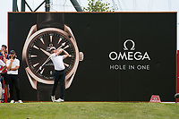 Wade Ormsby (AUS) in action on the 13th hole during final round at the Omega European Masters, Golf Club Crans-sur-Sierre, Crans-Montana, Valais, Switzerland. 01/09/19.<br /> Picture Stefano DiMaria / Golffile.ie<br /> <br /> All photo usage must carry mandatory copyright credit (© Golffile | Stefano DiMaria)