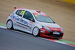 Mike Bushell - Renault Clio Cup UK