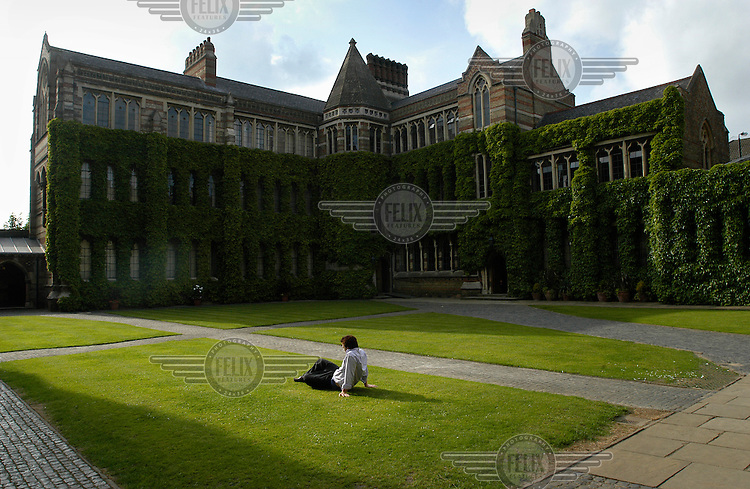 Rugby School, one of the oldest public (private) schools in England.