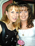 Julie Halton, Hand Street and Lynn Maguire, Mell enjoying a night out in Redz over the weekend..Picture Paul Mohan Newsfile