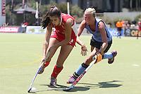 4 Naciones 2014 Femenino Chile vs Uruguay