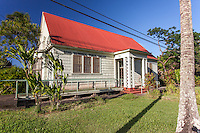 Bond Memorial Public Library, Kapa'au, Big Island, Hawaii