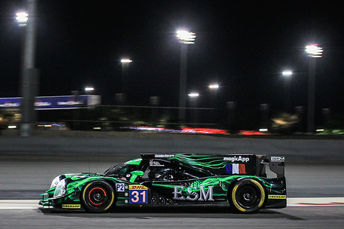 19-21 November 2015, Six Hours of Bahrain, FIA World Endurance Championship, WEC, Sakhir, Bahrain, No. 31 Extreme Speed Motorsports Ligier JS P2 Honda, Ed Brown, Johannes van Overbeek, Jon Fogarty